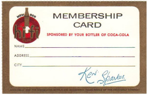 Hi-Fi-Club-Membership-Card