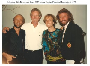 Bill Gates and the Bee Gees
