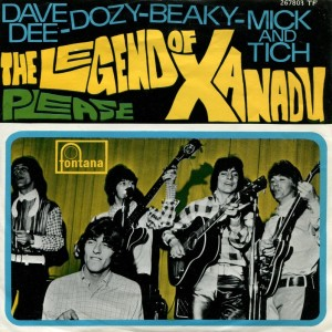 dave dee dozy breaky mick and tich the legend of xanadu
