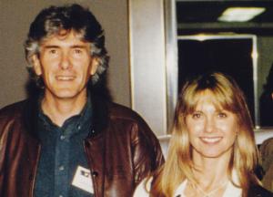 Peter Mckay and Olivia Newton John