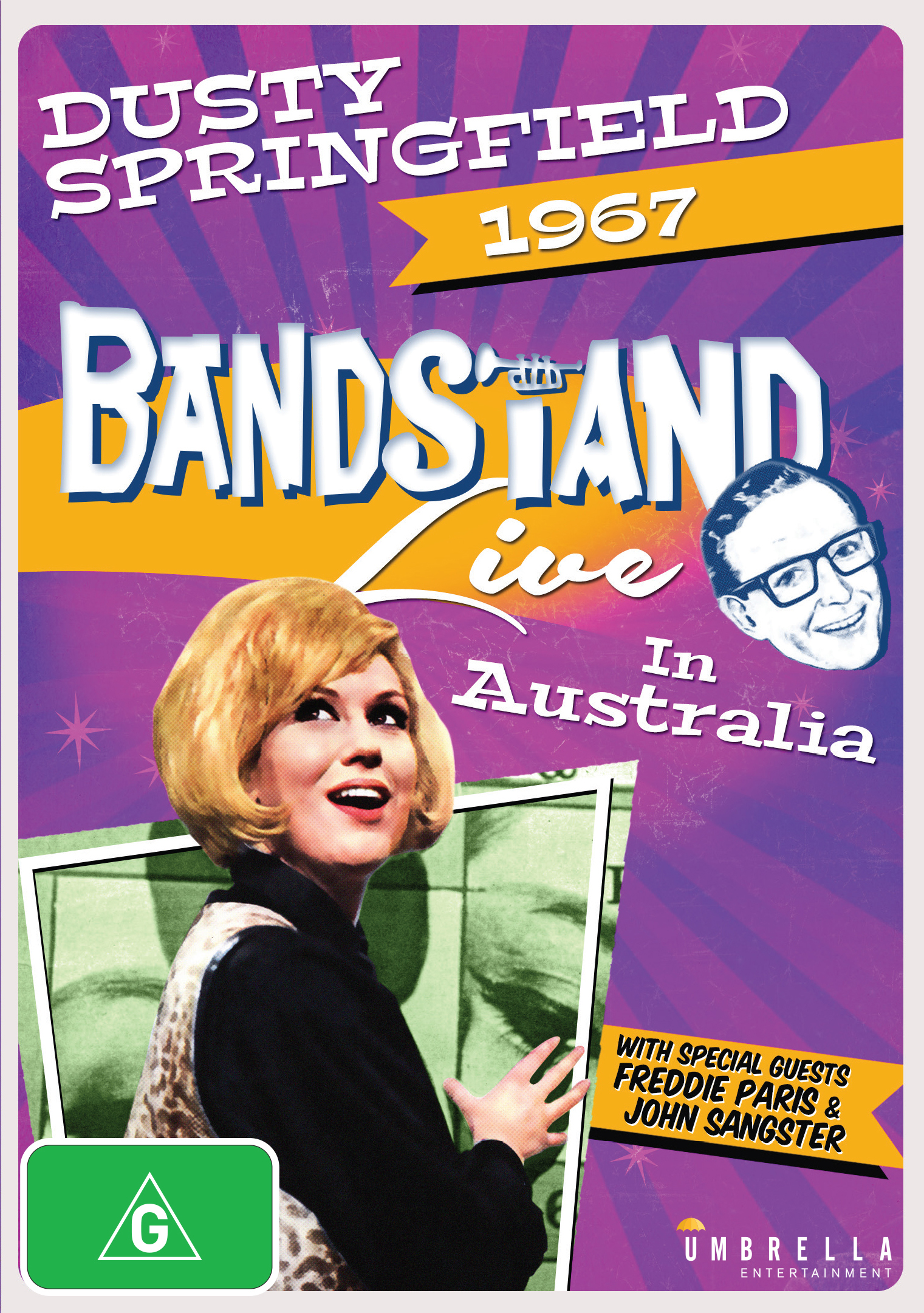 Bandstand Dusty Springfield Live 1967