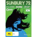SUNBURY '72 ROCK FESTIVAL