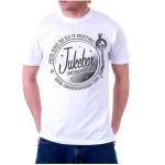Jukebox Saturday Night White T-Shirt