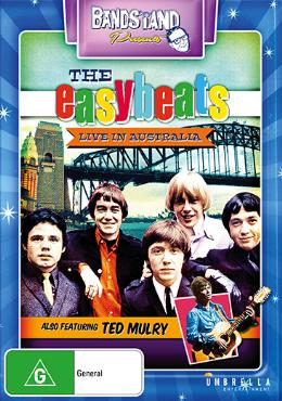 Bandstand Presents The Easybeats Live In Australia