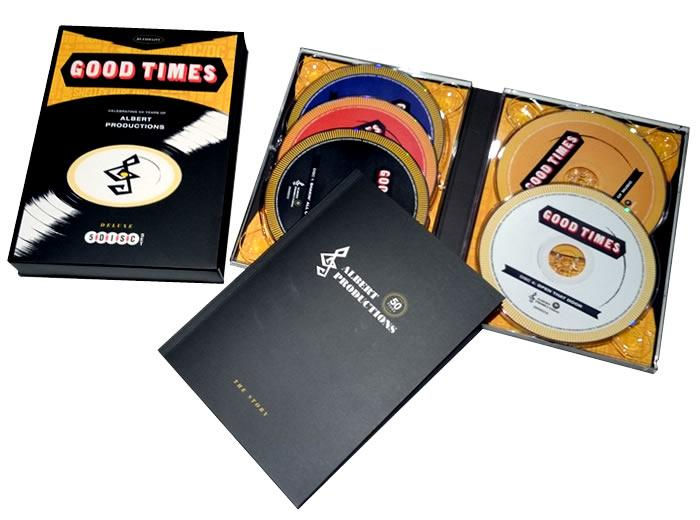 Good Times – Celebrating 50 Years of Albert Productions - 5 CD Pack