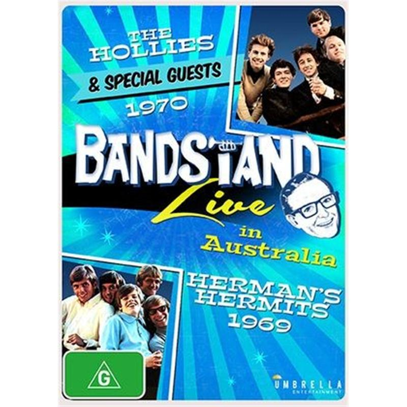 Bandstand Live in Australia The Hollies