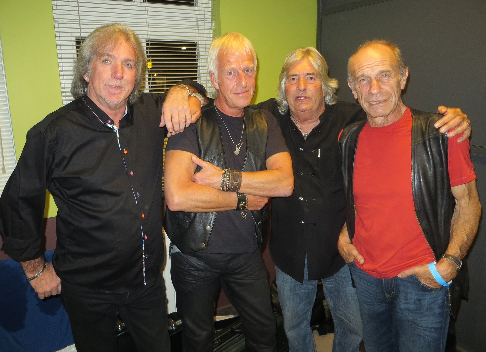 Troggs Horst 50The Big Four