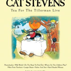 CAT STEVENS - IN CONCERT - TEA FOR THE TILLERMAN