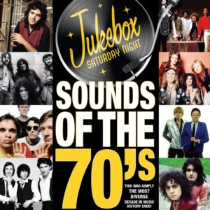 JUKEBOX SATURDAY NIGHT, SOUNDS OF THE SEVENTIES