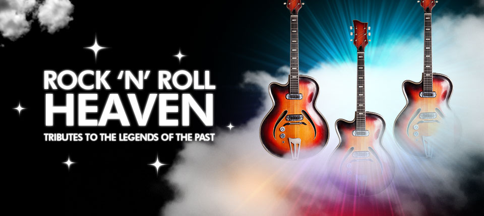 Rock N Roll Heaven Jukebox Saturday Night