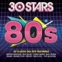 30 stars 80s