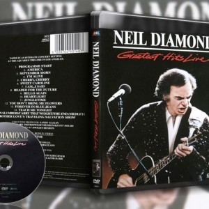 Neil Diamonds Greatest Hits on DVD