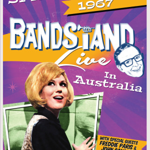 BANDSTAND: DUSTY SPRINGFIELD LIVE IN AUSTRALIA 1967