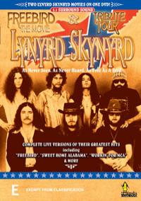 LYNYRD SKYNYRD - FREEBIRD THE MOVIE & TRIBUTE TOUR