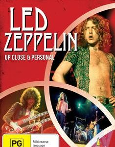 Led Zeppelin Up Close & Personal