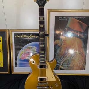 GIBSON LES PAUL GOLD TOP 1970 Vintage Guitar